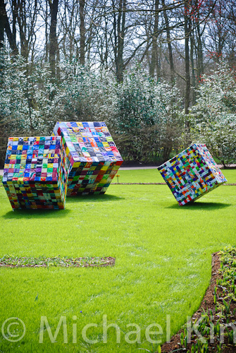 Keukenhof 2011 Art in the Garden