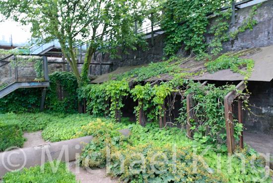 Landschapspark, Duisburg-Noord - garden corner