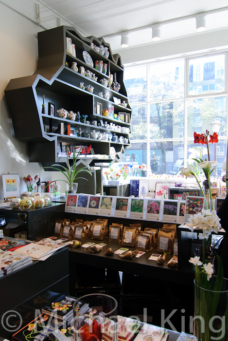 Amsterdam Tulip Museum - Shop