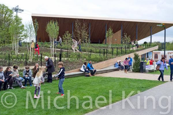 Belgium Pavilion - Floriade 2012