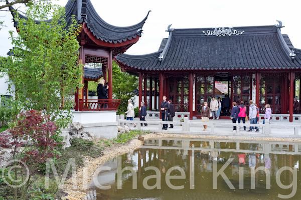 China Pavilion - Floriade 2012