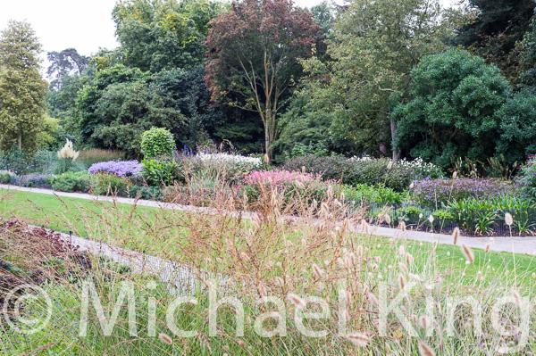 Centenary Borders Hillier Gardens