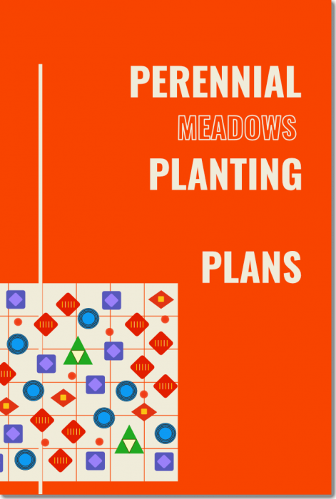 Perennial Planting Plans eBook cover